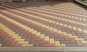 Тротуарная плитка и бордюр по цене производителя. - foto 0